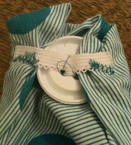 Sorbetto, Colette Patterns, button, elastic