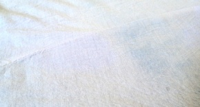 A Tale of Woe: How Not To Remove Fabric Stains