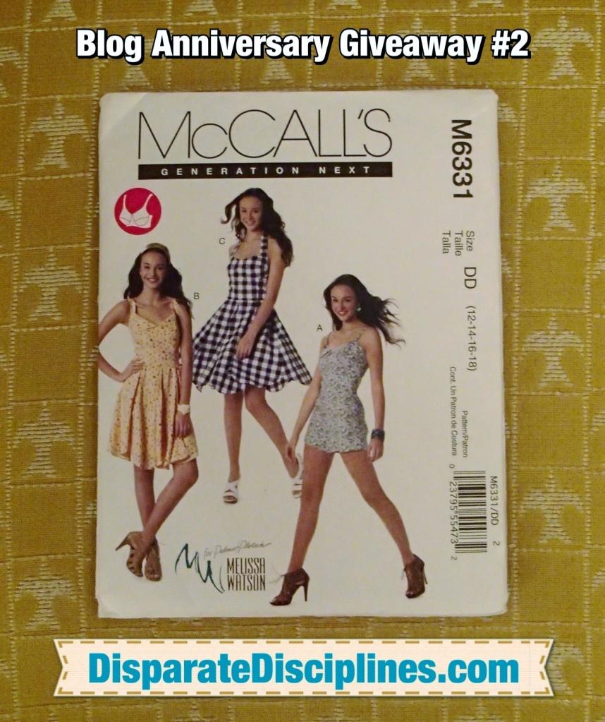 McCall's 6331