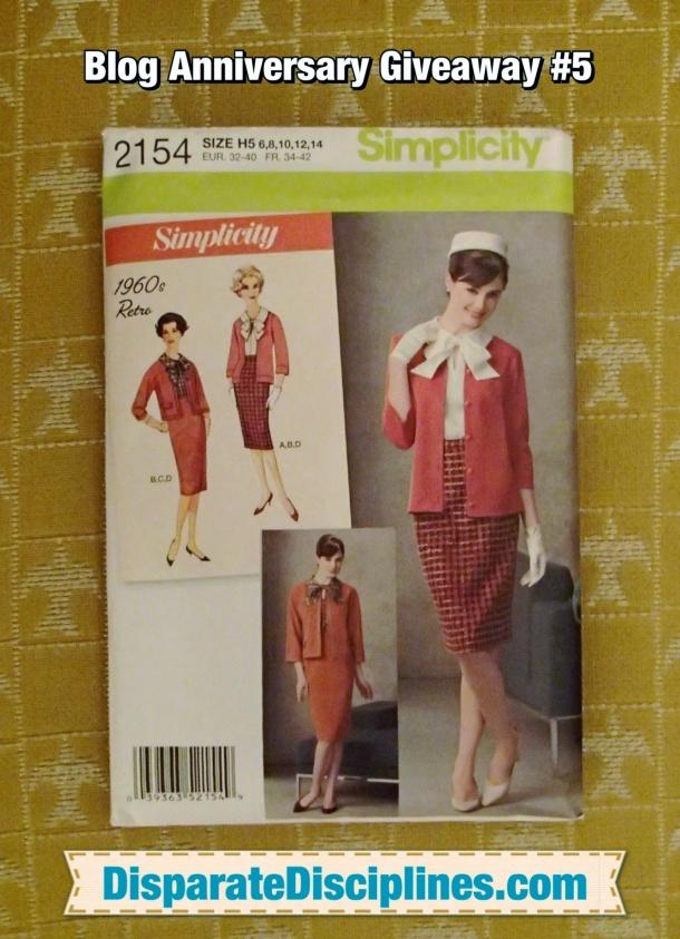 Simplicity 2154