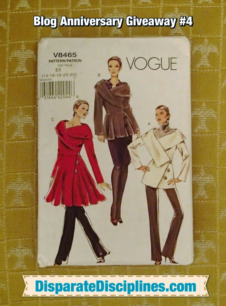 Vogue 8465